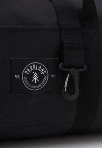 Parkland - LOOKOUT SMALL BLACK - Sports bag - black - 3