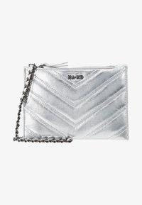 NA-KD - QUILTED - Clutch - silver - 5