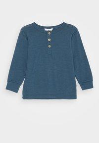 Joha - LONG SLEEVES UNISEX - Long sleeved top - blue grey - 0