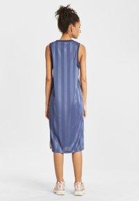 Fila - Day dress - crown blue bright white - 2