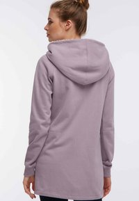 DreiMaster - Zip-up hoodie - light pink - 2