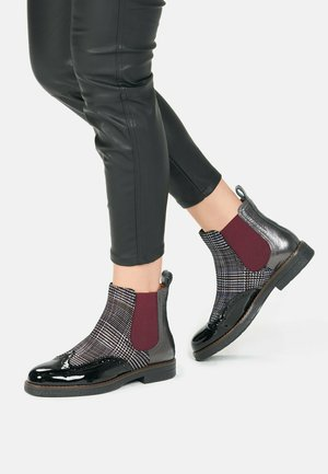 Classic ankle boots - multi