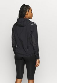 ASICS - LITE SHOW JACKET - Sports jacket - performance black/graphite grey - 2