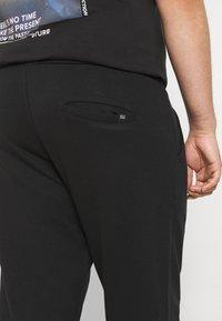 Blend - SWEATPANTS - Pantaloni sportivi - black - 4