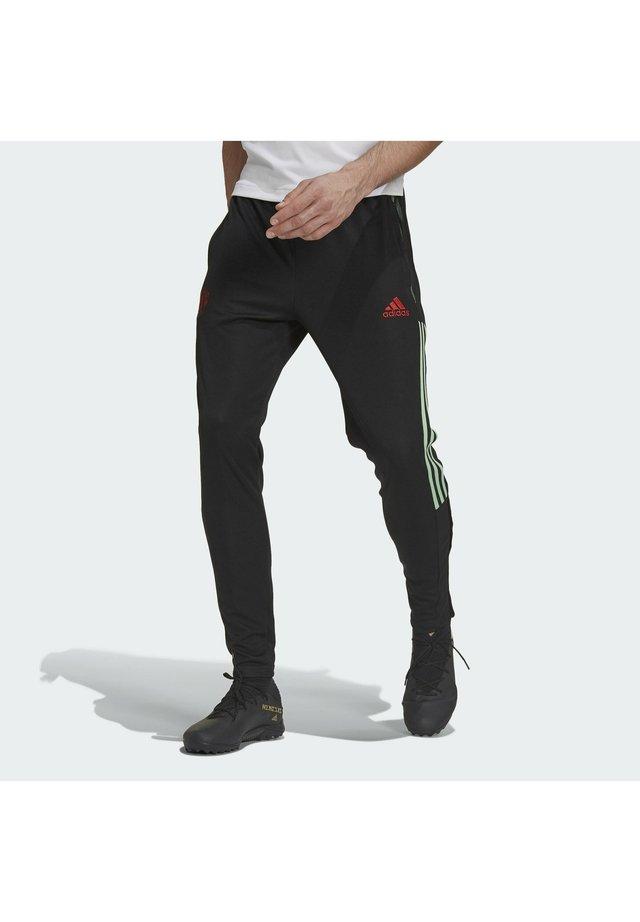 MANCHESTER UNITED  - Pantalon de survêtement - black