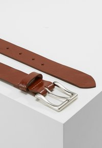 New Look - CORE LEATHER BELT - Belt - tan - 2