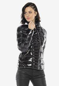 Cipo & Baxx - Winter jacket - black - 5