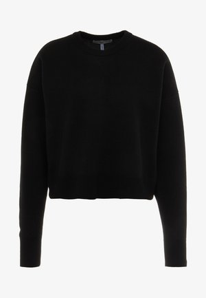 REVERSIBLE  - Sweter - black