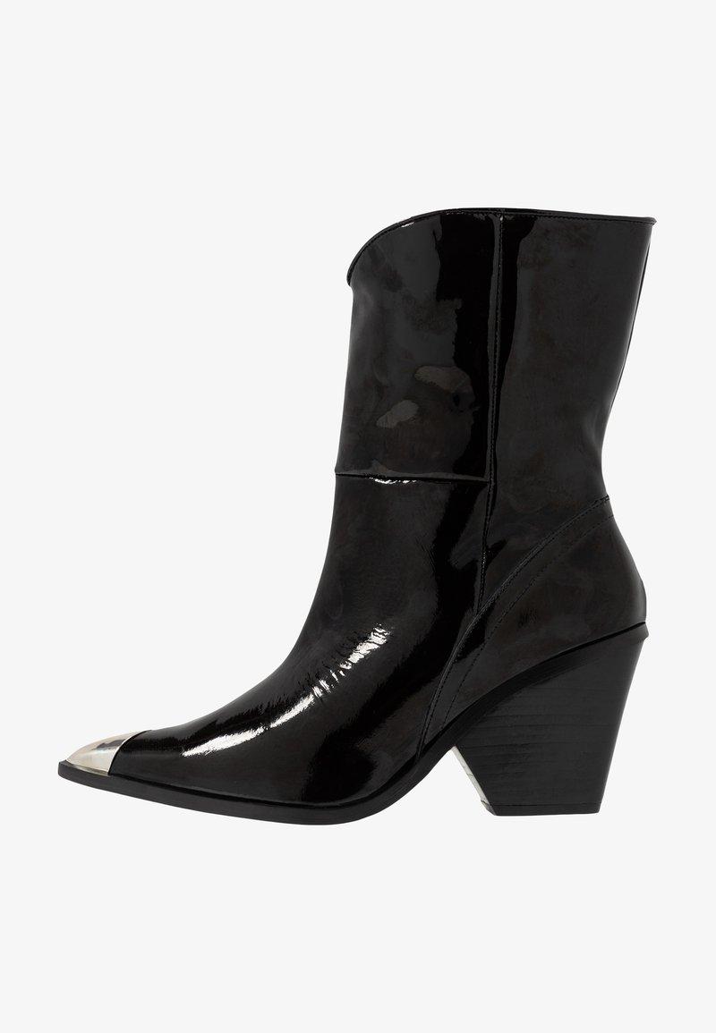 L'INTERVALLE - HAMES  - Cowboystøvletter - black