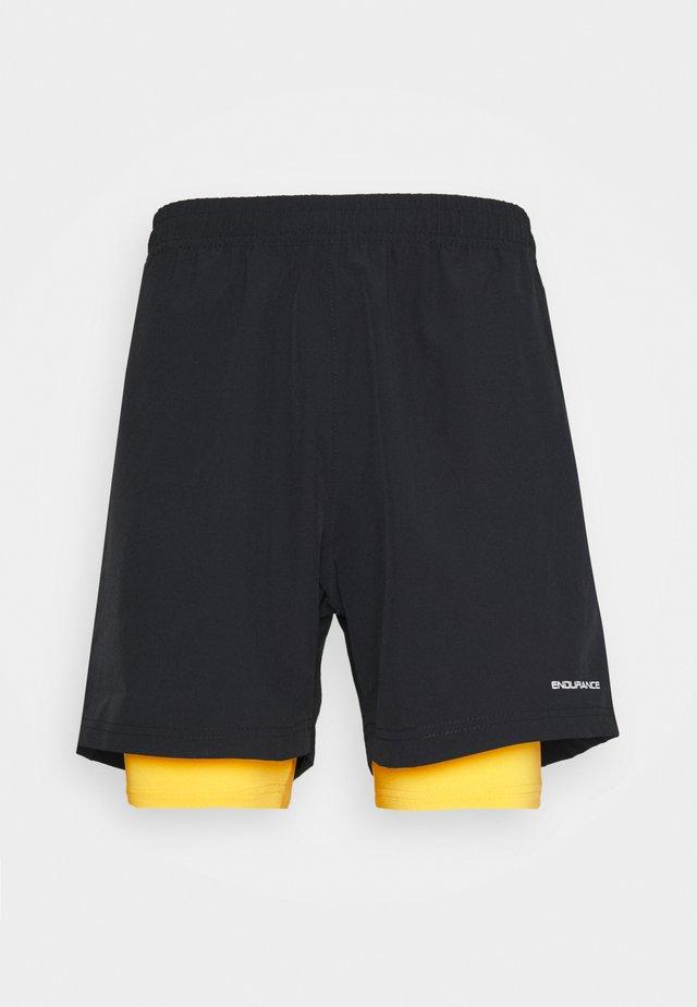 GATUN SHORTS - Pantaloncini sportivi - black
