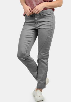 ELBJA - Straight leg jeans - mid grey