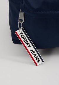 Tommy Jeans - LOGO TAPE BACKPACK - Rucksack - blue - 6