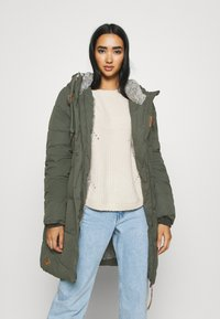 Ragwear - MERSHEL - Winter coat - olive - 0