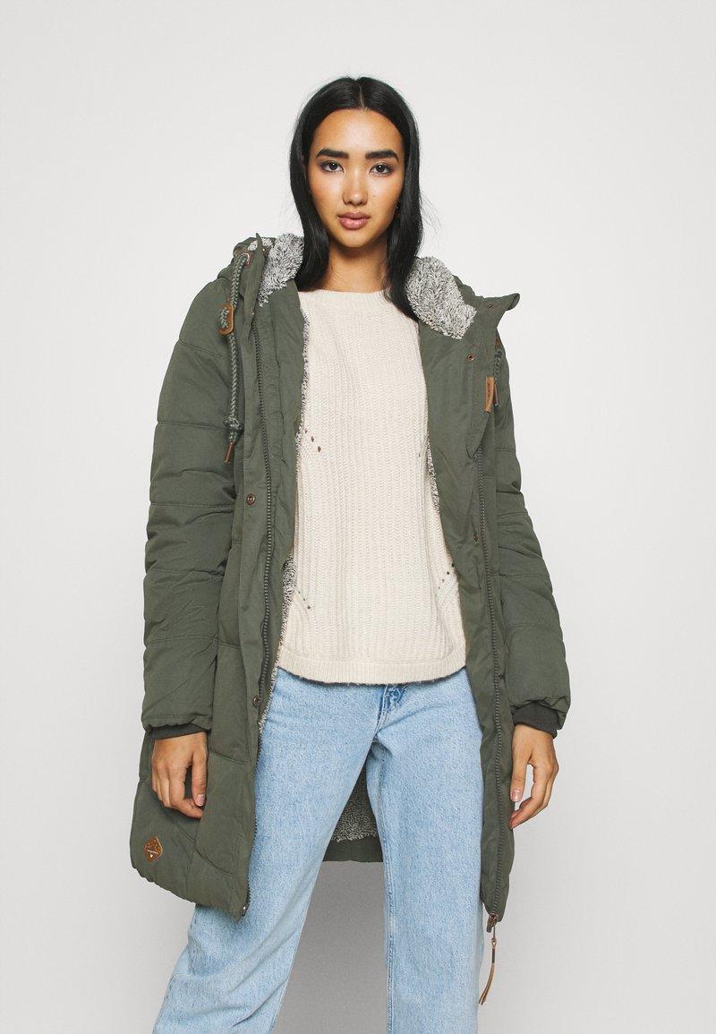 Ragwear - MERSHEL - Winter coat - olive