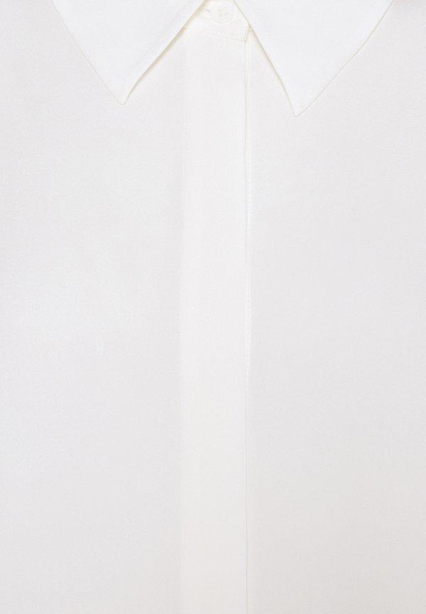 Diane von Furstenberg LEANNA - Koszula - ivory/mleczny GSBK