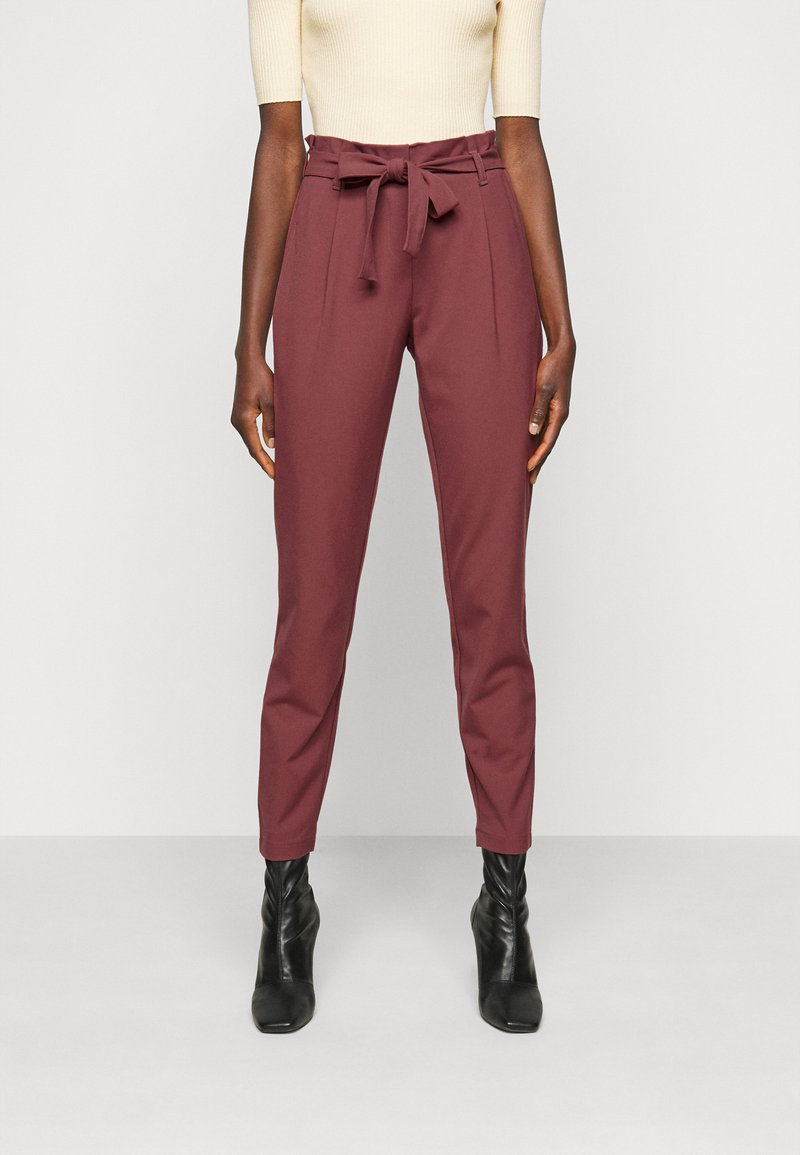 ONLY Tall - ONLHERO LIFE PANT - Trousers - apple butter