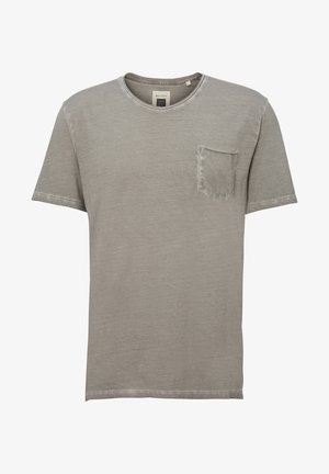 SHORT SLEEVE RAW - Camiseta básica - griffin