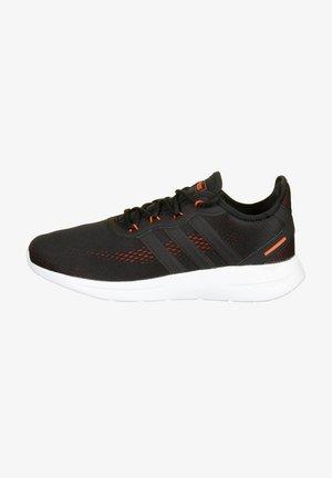 LITE RACER - Sneakers laag - core black / seasonal red