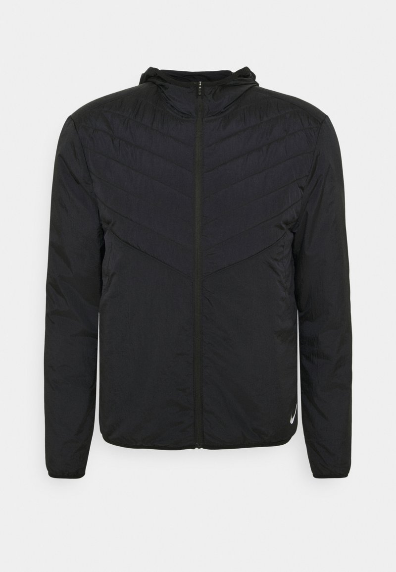 Nike Performance - AROLYR JACKET - Sports jacket - black/reflect silver