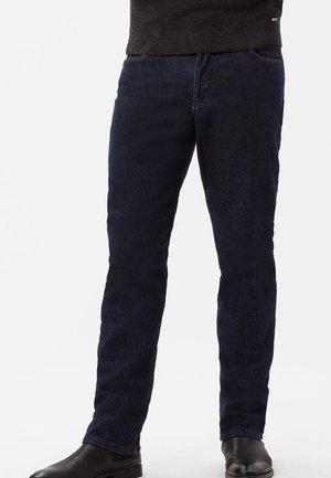 COOPER  - Straight leg jeans - dark blue