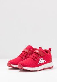 Kappa - BANJO 1.2 - Scarpe da fitness - red/white - 3