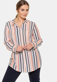 Ulla Popken - Button-down blouse - multicolor - 0