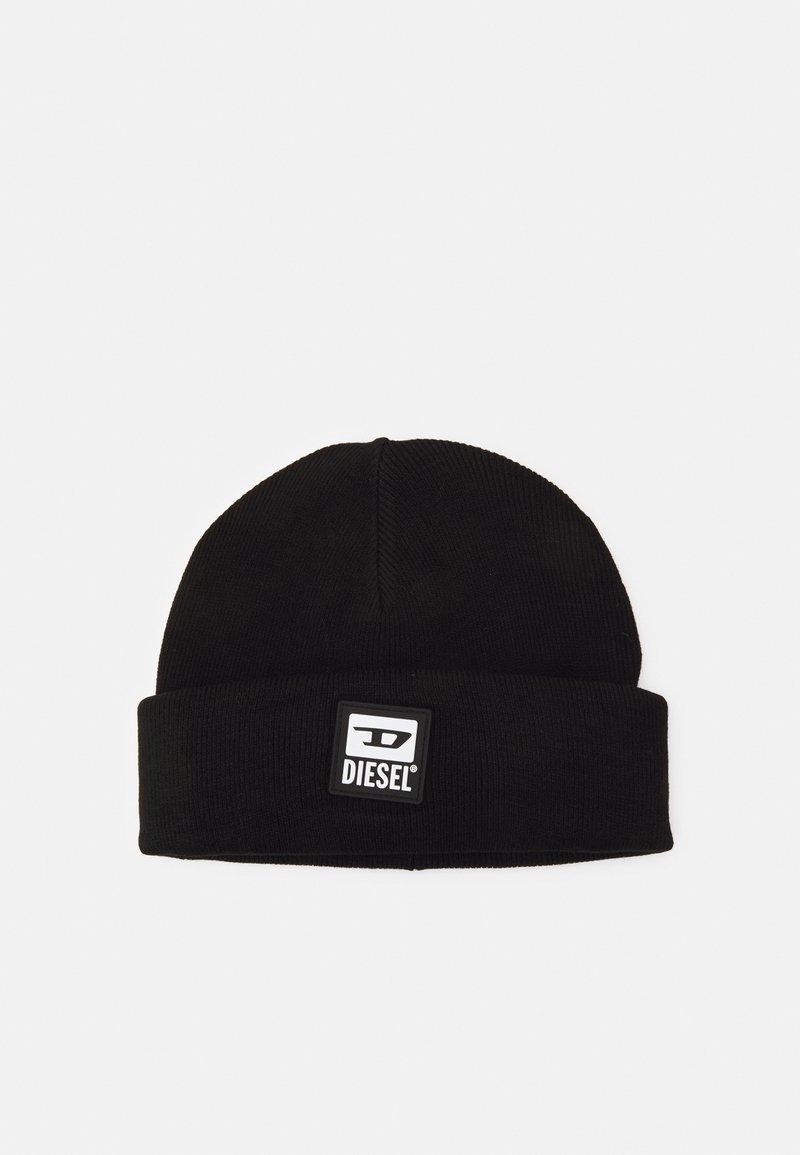 Diesel - K-XAU CAP UNISEX - Čepice - black