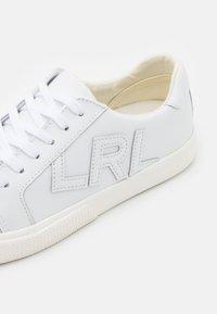 Lauren Ralph Lauren - ACTION JAEDE - Trainers - white - 5