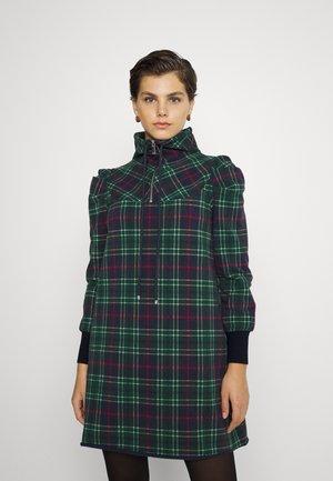 CONO - Day dress - green pattern