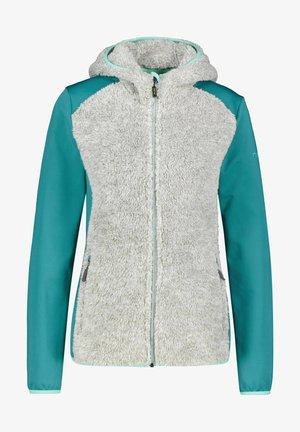 MIT KAPUZE SELAWIK - Fleece jacket - bleu
