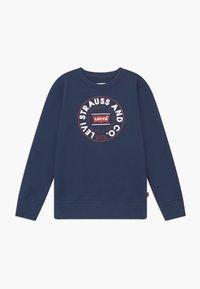 Levi's® - CREWNECK - Sweatshirt - dress blues - 0