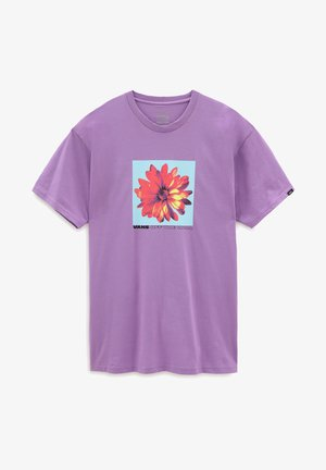 BLOOMING - Printtipaita - english lavender