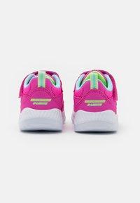 Skechers - MAGNA LIGHTS - Tenisky - pink/multicolor/hot pink - 2