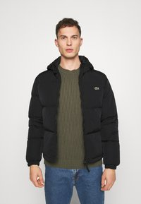 Lacoste - Down jacket - black - 0