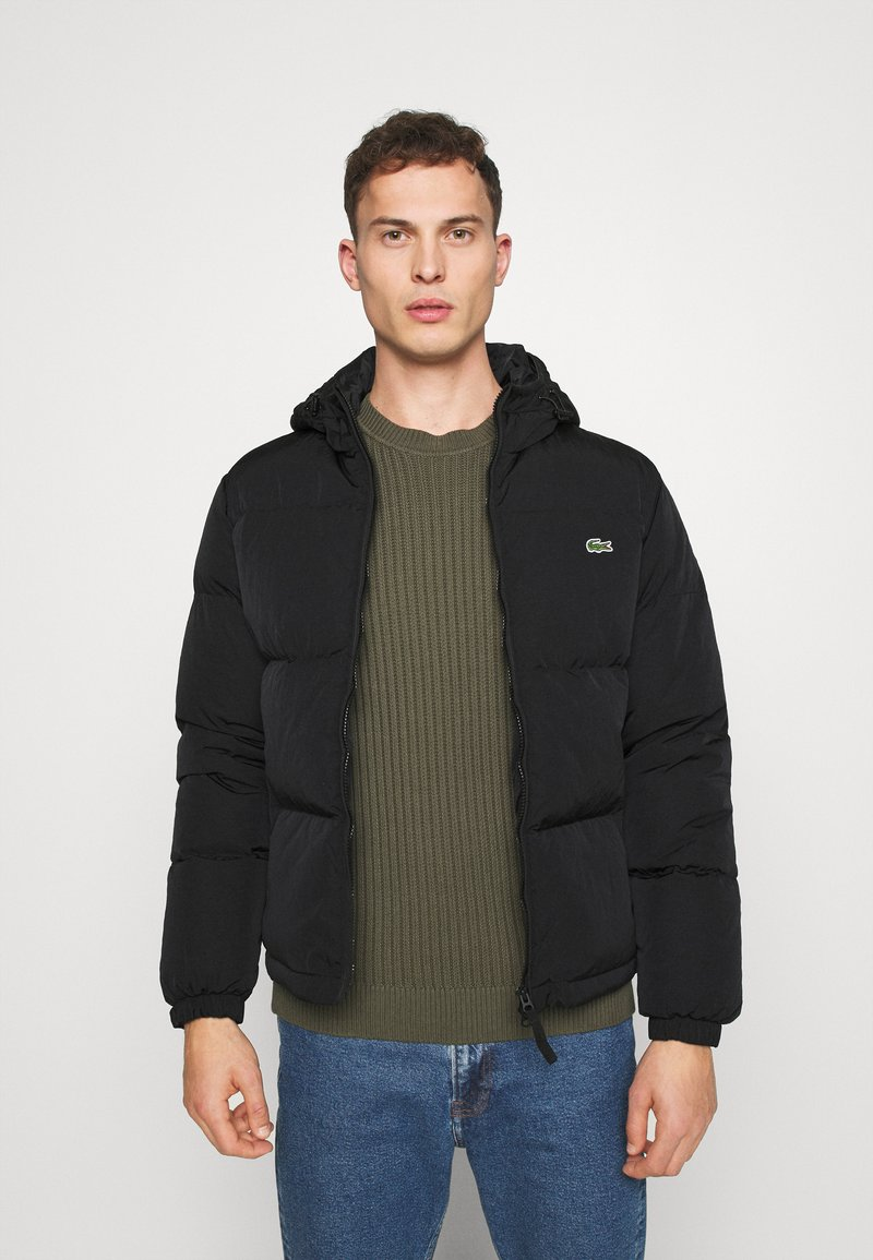 Lacoste - Down jacket - black