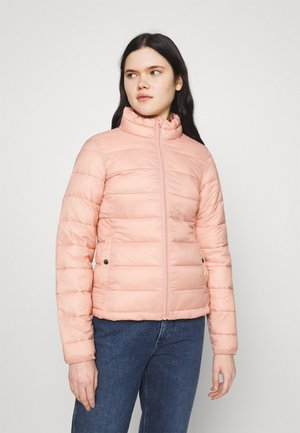 ONLSANDIE QUILTED JACKET  - Lett jakke - misty rose
