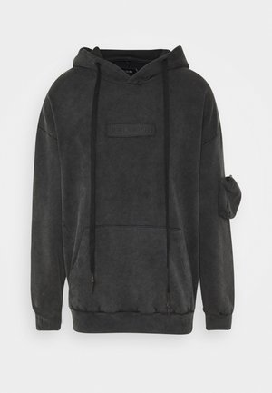 MAGIC HOODY - Hoodie - black ice wash