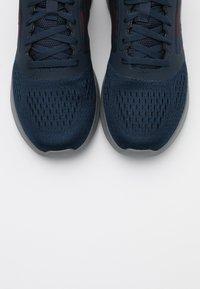 Skechers Sport - BOUNDER - Baskets basses - navy/charcoal - 4