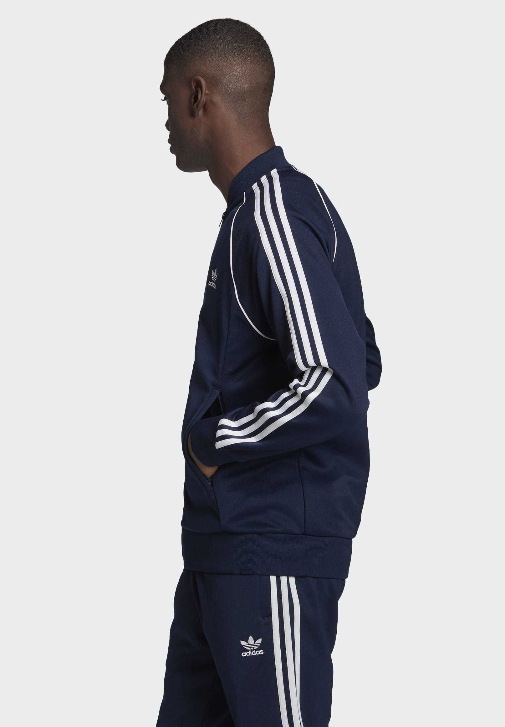 Adidas Originals SST Superstar Herren Trefoil Adicolor Track