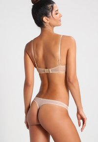 Gossard - GLOSSIES LACE  - Thong - nude - 2