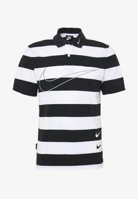 Nike Sportswear - M NSW  POLO SS KNT - Polo shirt - black/white - 0