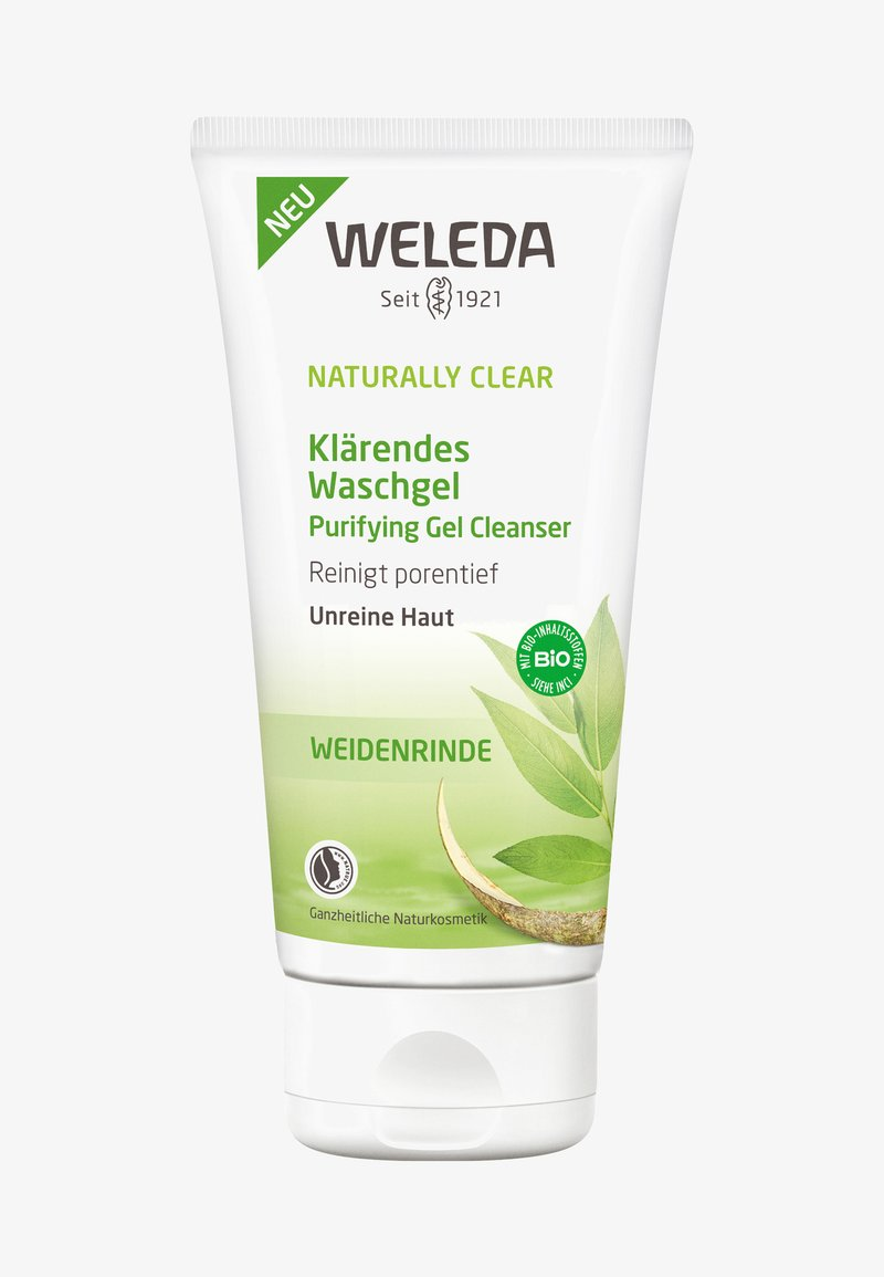 Weleda - NATURALLY CLEAR KLÄRENDES WASCHGEL - Oczyszczanie twarzy - -