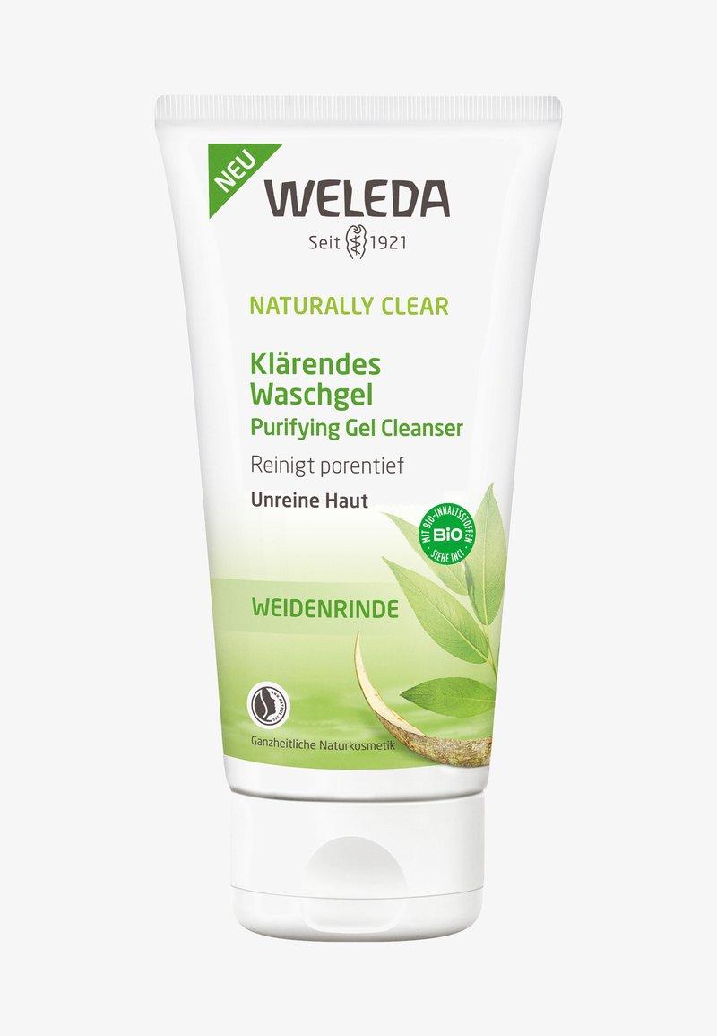 Weleda - NATURALLY CLEAR KLÄRENDES WASCHGEL - Cleanser - -