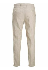 Jack & Jones PREMIUM - JPRRAY SID  - Pantalón de traje - beige - 7