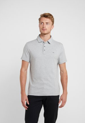 SLEEK  - Polo - heather grey