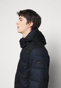 Hackett London - CLASSIC PUFFER - Winter jacket - navy - 4