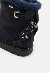 TOM TAILOR - Classic ankle boots - navy - 5