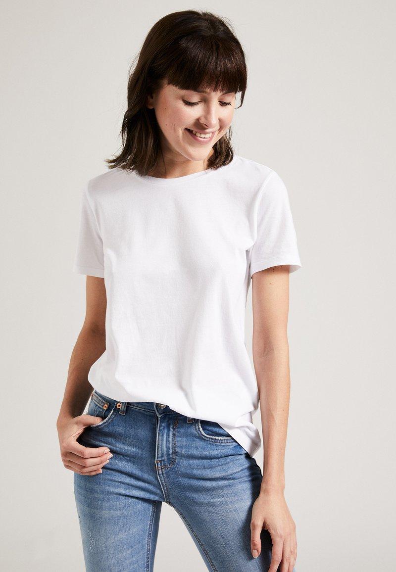 Phyne - T-shirt basique - white