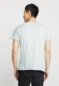 Key Largo - LEMONADE - T-shirt basic - sky blue - 2