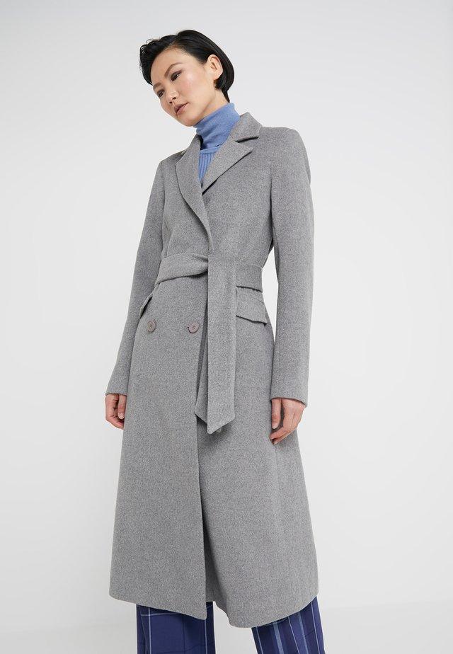 DUSTER - Classic coat - medium grey